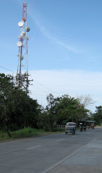 Smart Cell Phone Tower Narra Palawan