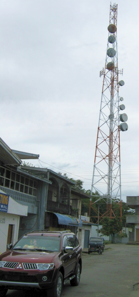 Smart Cell Phone Tower Brooke's Point Palawan