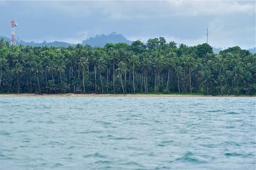 Bgy Isugod, Quezon, Palawan Globe Smart Cell Towers