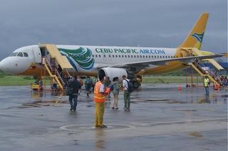 Puerto Princesa Airport Palawan Cebu Pacific