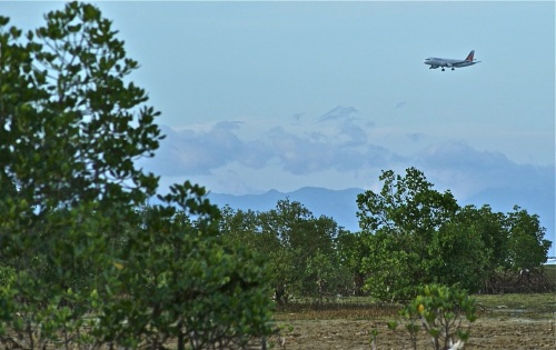 "Airplane ""Puerto Princesa"" Airport"