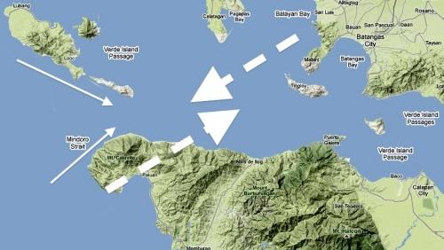 """Calavite Point"" Mindoro ""Puerto Galera"""