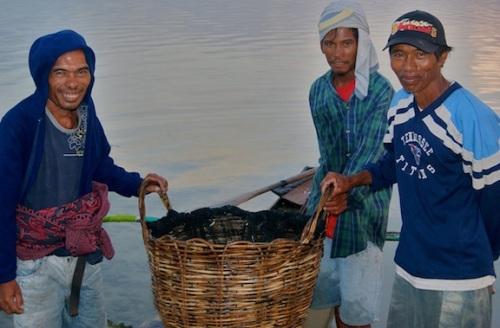 Fishermen Net Tangkal