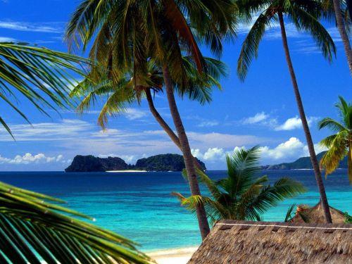 """El Nido"" ""Pangulasian-Island-From-El-Nido"" ""tropicalbeachgetaways.com"""