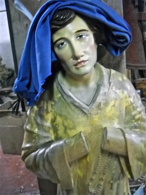 """""""Religious Statue"""""""