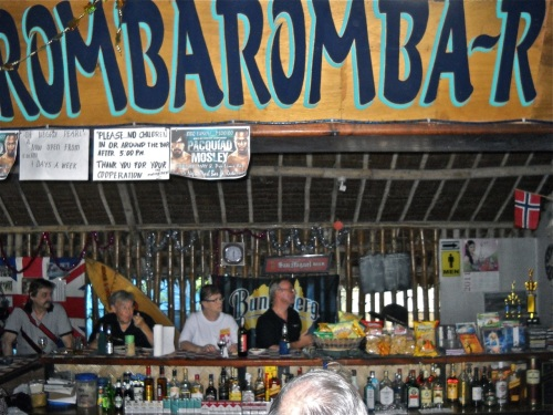 "Rombaromba ""De Negra Pearl"" ""Pacquiao-Mosley"" 2011 May"