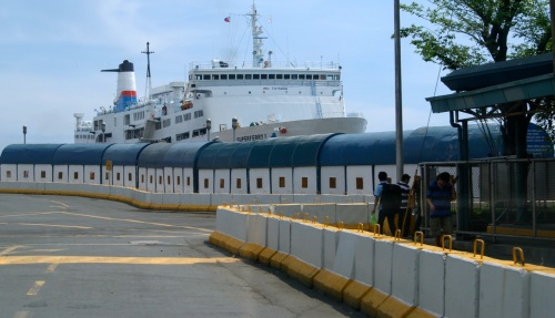 """SuperFerry 1"" ""South Harbor"" 2Go Manila"