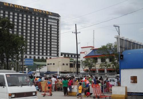 """Manila Hotel"""
