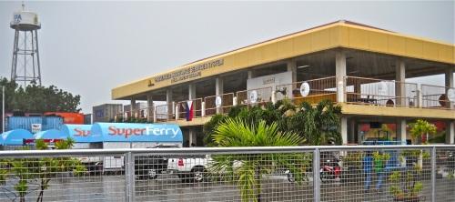 "Pier ""Puerto Princesa"" ""Passenger Terminal"" ""Retired No Way"""