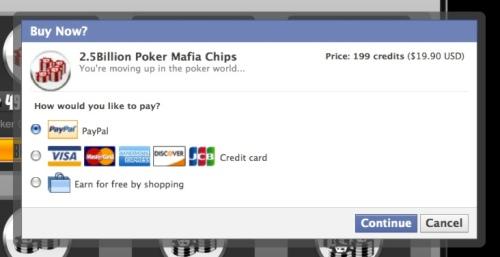 """Retired No Way"" Facebook ""Poker Mafia"""