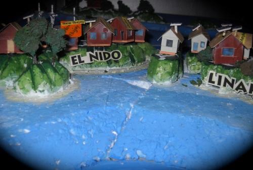 """Diorama """"El Nido"""" Linapacan """"Retired No Way"""""""