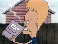 """Inhaling glue (image: decentcommunity.com)"" joke retirednoway"