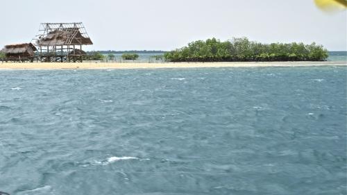 """Anupo island. We went around the island."" retirednoway"
