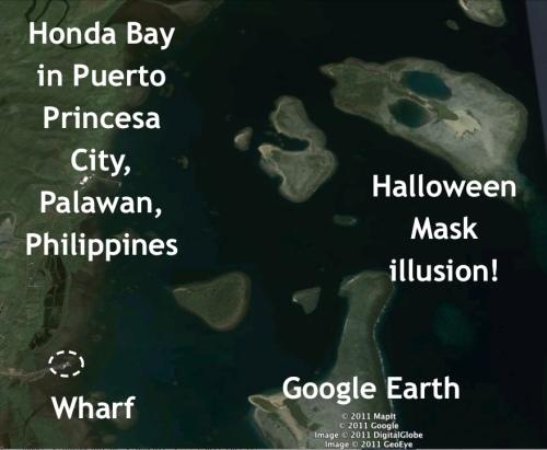 """""""Halloween Mask Illusion"""" retirednoway"""