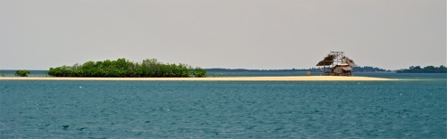 """""""This is the east-side perspective. Anupo island."""" retirednoway"""