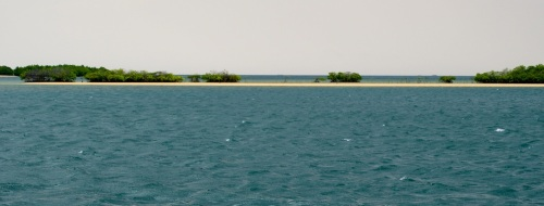 """""""This is the west-side perspective. Anupo island."""" retirednoway"""