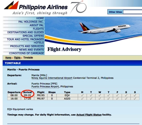 """Philippine Airlines 