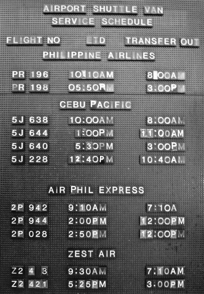 """Flights out of Puerto Princesa"" retirednoway"