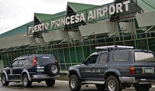 """Puerto Princesa Airport"" retirednoway"