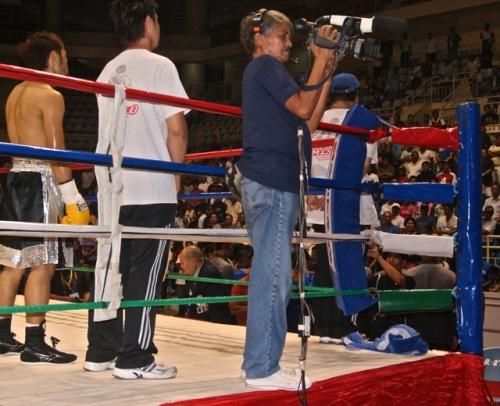 """""""The Japanese boxer"""" retirednoway"""
