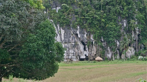 """Karst formations line the route to Sabang."" retirednoway"