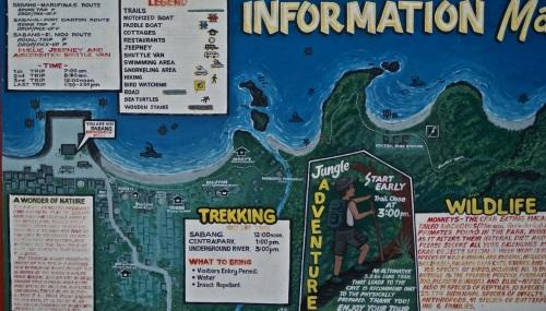 """Start at Sabang's boat terminal."" retirednoway"