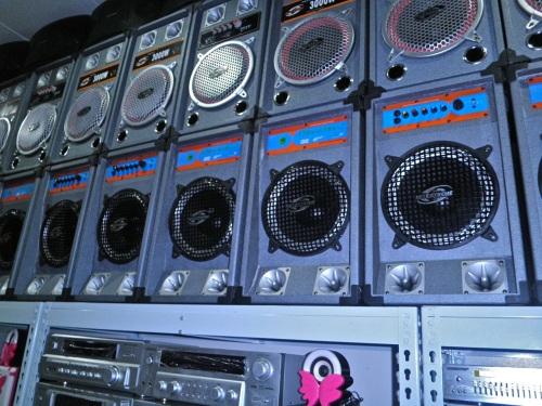 """""""3000 watt speakers by NetExtreme, another Chinese brand."""" retirednoway"""