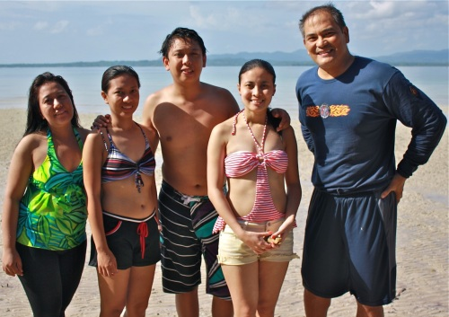 """Visitors from Cavite and me"" retirednoway"