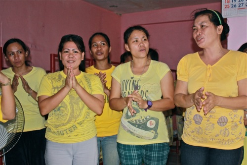 """Ten of the 19 female inmates were locked up because of drug charges. Most or all of them were convicted of possessing shabu (methampethamine). The drug is certainly insidious and should be prohibited but why are the users being punished? It makes no sense. The basic premise of Philippine drug laws is short-sighted and, therefore, ineffective in my opinion. Punishing users (whether they're addicts or not) doesn't get our hands around the real problem. What's that, what's the real problem?"" retirednoway"