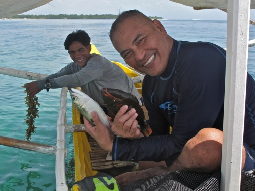 "retirednoway, ""spearfishing in Honda Bay"""