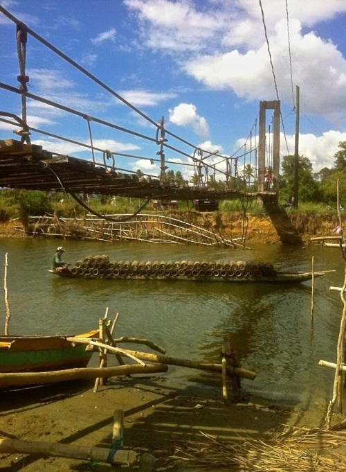 Mangarin River, Old Mangarin, San Jose, Mindoro, retirednoway