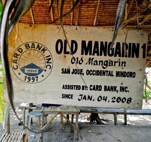 retirednoway, Mindoro, Mangarin