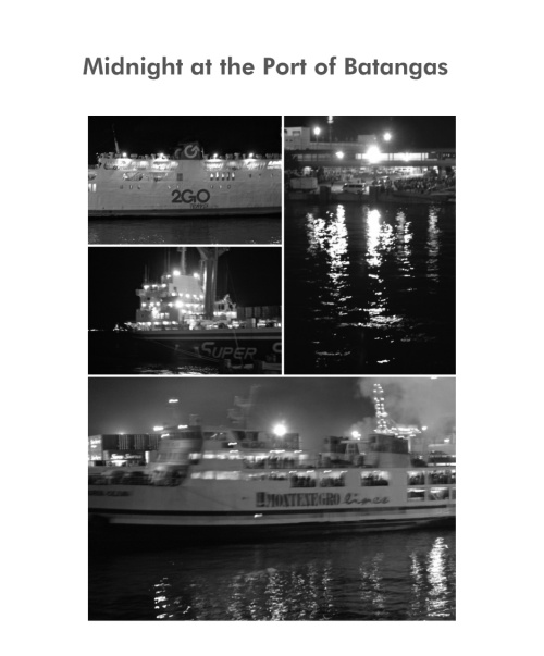 "retirednoway, ""Midnight at the Port of Batangas (Dec 2014)"""