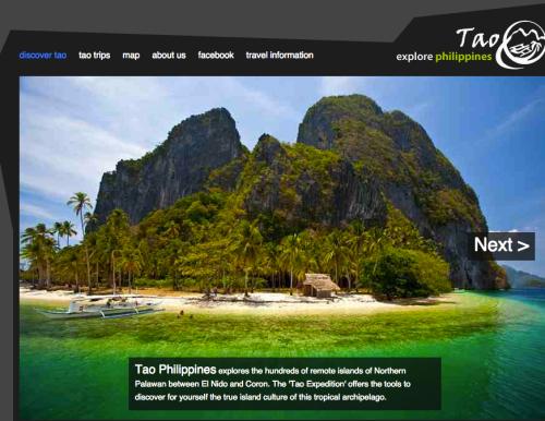 """retirednoway, """"Tao Homepage"""""""