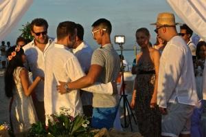 Wedding on Valentine's Day at Pandan Island Resort, Mindoro Occidental08