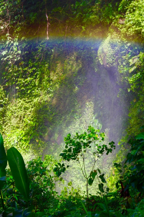 Ulan-Ulan Falls, Almerio, Biliran Island
