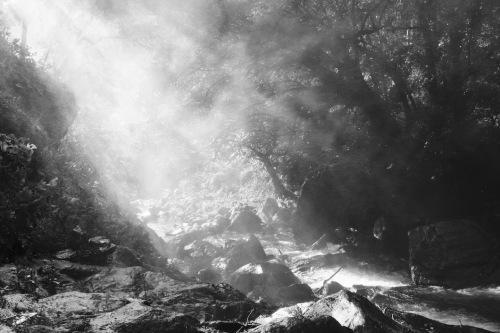 Mid-afternoon sun lighting up the spray at Ulan-Ulan Falls, Almeria, Biliran Island - 49.jpg